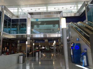 American Express Centurion Lounge: DFW